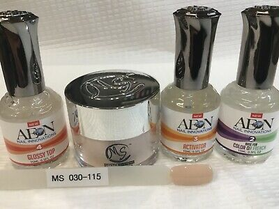 AU69 • Buy SNS MS MYSTIC SYSTEMS 030-115 Nail Dipping Powder Kit Signature Nails System AUS