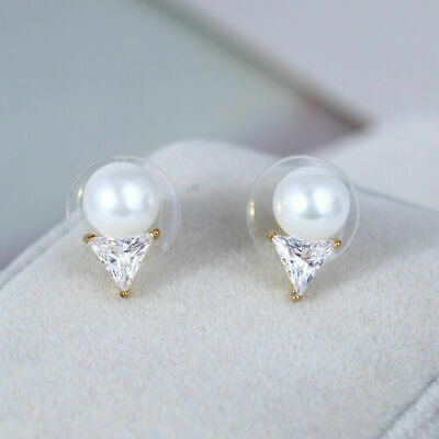 $ CDN7.64 • Buy Kate Spade  White Pearl Earrings