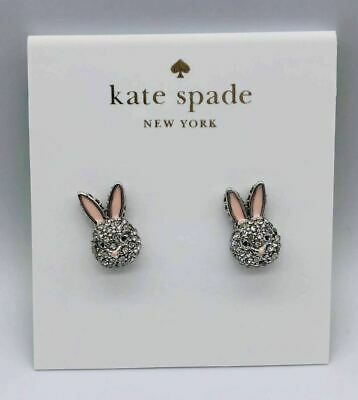 $ CDN15.18 • Buy Kate Spade Bunny Earrings