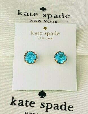 $ CDN7.64 • Buy Kate Spade New York Green Zircon  Earrings