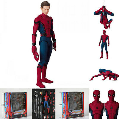 """£15.99 • Buy Spider-Man Hero Homecoming 6"""" Action Figure Mafex Medicom Toy Collectiom"""