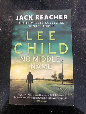 No Middle Name By Lee Child • 4.40£
