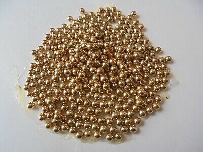 £2.75 • Buy 250 X 4.5 Mm/ .177 Premium Grade Bb's Plated Solid Steel For Airifle / Pistol .
