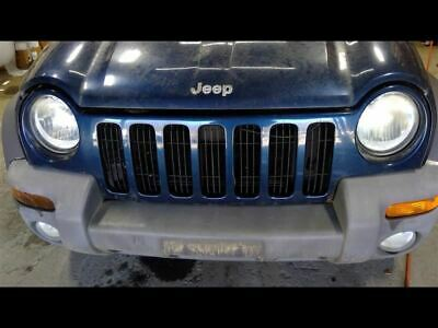 $114.99 • Buy Grille Blue Fits 02-04 LIBERTY Paint Code PB7 690076