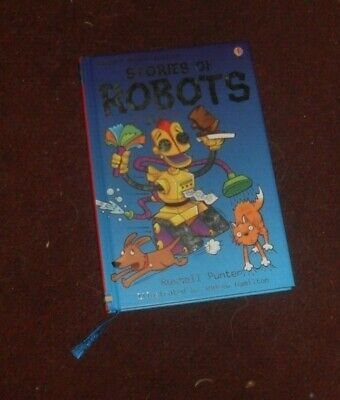 £3.50 • Buy Usborne Young Readers  Stories Of Robots - H/Back Book - Russel Punter