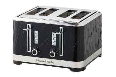 AU70 • Buy Russell Hobbs Structure 4 Slice Toaster Black