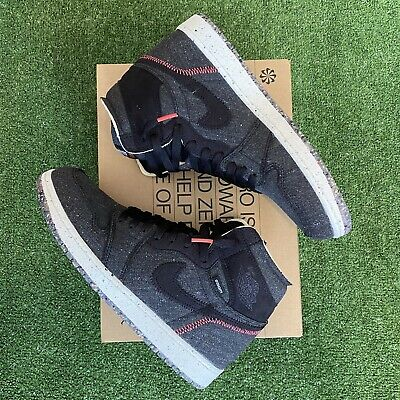 AU185 • Buy Nike Air Jordan 1 High Zoom Crater US10 9.5/10 Condition