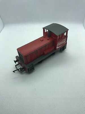 £50 • Buy Hornby Coca-Cola Christmas Train DCC Fitted.