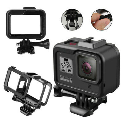 $ CDN8.28 • Buy Accessories Case Cover For GoPro Hero5/6/7/8 Black Camera Protective Shell Frame