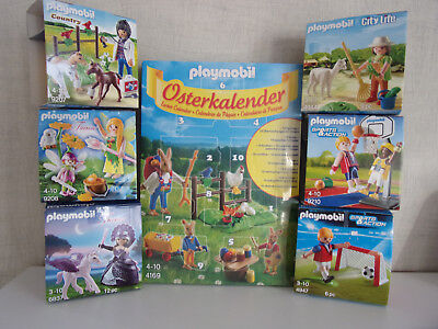 Playmobil Products For Easter (Eggs / Set's) - For Selection - Nip • 16.43£