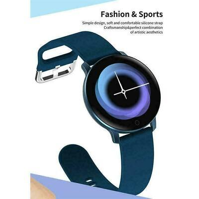 AU16.78 • Buy Smart Watch Sports IP67 Blood Pressure Heart Rate Monitor X9 Android L8F2 Q7D5