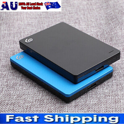 AU51.38 • Buy External Hard Drive 1TB 2TB USB 3.0 Storage 2.5 Portable Hard Drive HD Externo