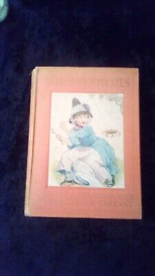 Rare Find Early Book With 48 Coloured Plates From Margaret W Tarrant • 25£