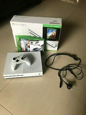 AU399 • Buy Xbox One S 1TB White Console W/ 4 Games