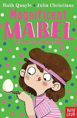 Magnificent Mabel And The Egg And Spoon Race 9781839940125 | Pre Order • 6.42£