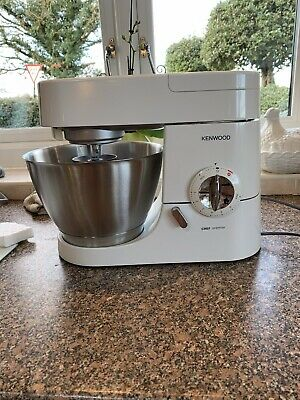 Kenwood Chef Premier KMC5XX Stand Mixer, Blender 1000W, Excellent Condition • 72£