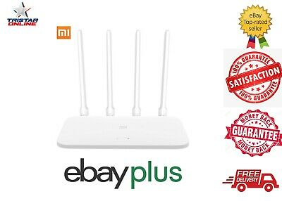 AU38 • Buy Xiaomi Mi Router 4A 300Mbps 2.4GHZ Dual Band Wireless Router WiFi Range Extender