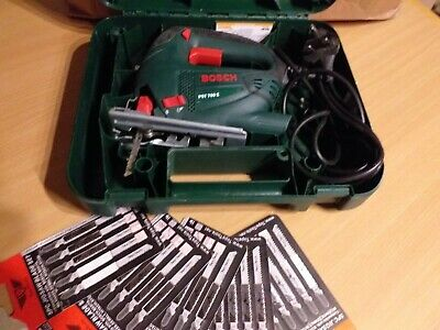 Bosch Jigsaw. PST 700 E Corded Jigsaw. Comes With Spare Wood Blades. Pre Owned. • 27£