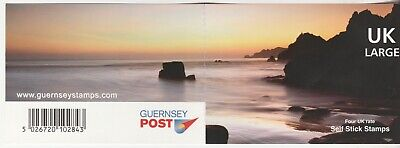 Guernsey SB92 UK Large Excellent Condition • 0.95£