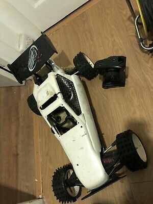 FG Marder RTR 1/5 Scale Petrol Unleaded RC Monster Buggy • 350£