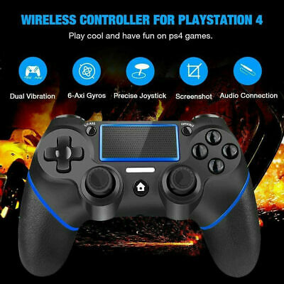 Dualshock Wireless Controller For Sony Playstation 4 PS4 Video Game Console 2021 • 20.63£