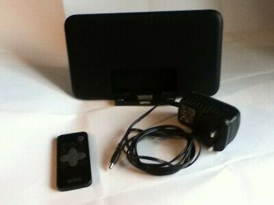 Gear 4  IPod Docking Station, With Remote Control, IPod, IPad And Computer • 17£