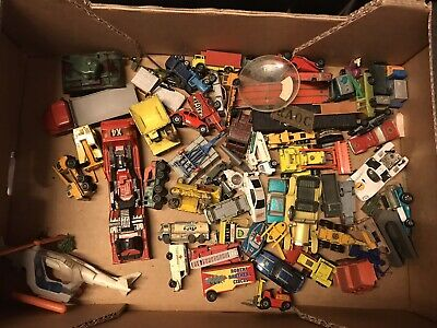 Dinky Toys Corgi Matchbox Etc Job Lot Collection ⭐️⭐️⭐️⭐️ • 9.99£