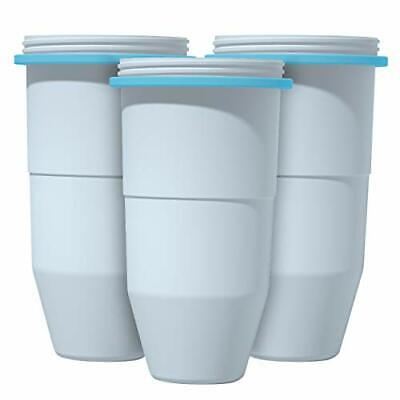 Maxblue MB-PF-08A Replacement Filters For Water Filter Jug MB-PT-08B (3 Packs) • 37.99£