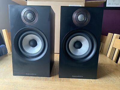 Bowers & Wilkins 607 2.0 Channel Wired Speaker - Pack Of 2 • 195£