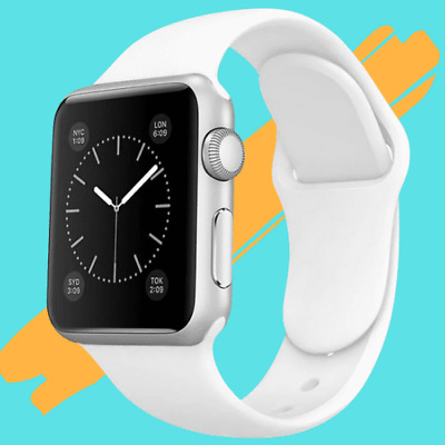 AU4.99 • Buy Best Seller Apple Watch Strap Band Series 6 5 4 3 2 1 SE HIGH QUALITY 2021