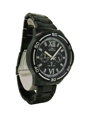 Invicta Specialty 15062 Men's Black Roman Numeral Chronograph Watch • 15.73£