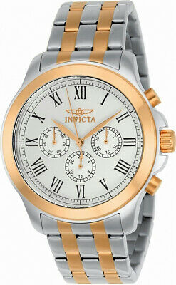 Invicta Specialty 21660 Men's Roman Numeral Day Date 24 Hour Analog Watch • 24.14£