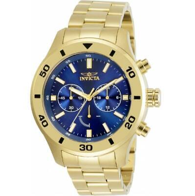 Invicta Specialty 28892 Men's Round Analog Chronograph 12 & 24 Hour Watch • 16.46£