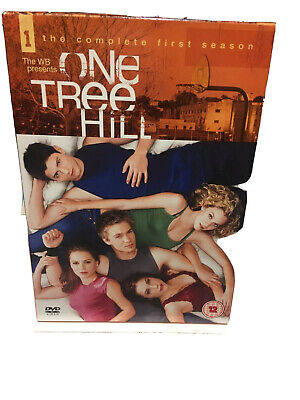 One Tree Hill - Series 1 - Complete (DVD, 2005, 6-Disc Set) • 4.80£