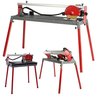 £189.95 • Buy 230v Marble Cutting Machine Workbench 430/620/920mm Electric Wet Tile Cutter Saw