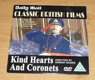 Kind Hearts And Coronets (DVD) • 0.99£
