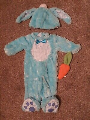 Baby Easter Bunny Outfit. 6-12 Months. 3 Pieces. Worn Once. • 2.10£