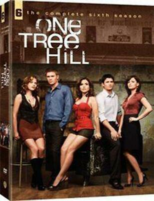 One Tree Hill: The Complete Sixth Season - DVD Region 2 Free Shipping! • 17.41£
