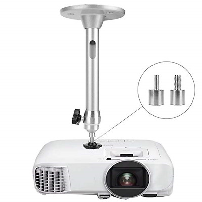$ CDN22.24 • Buy YiePhiot Mini Ceiling Wall Projector Mount Compatible With QKK, DR.J Upgrade,
