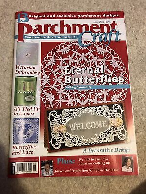 Parchment Craft May 2014 Magazine • 0.99£