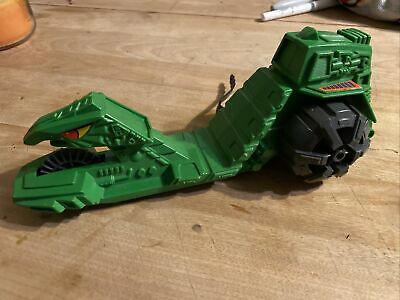 $5 • Buy Masters Of The Universe Green Serpent Ripper Car Rare HE-MAN 1983 Mattel