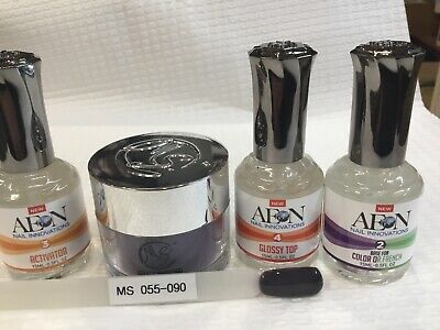 AU69 • Buy SNS MS MYSTIC SYSTEMS 055-090 Nail Dipping Powder Kit Signature Nails System AUS