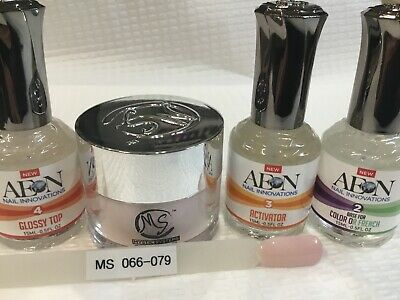 AU69 • Buy SNS MS MYSTIC SYSTEMS 066-079 Nail Dipping Powder Kit Signature Nails System AUS