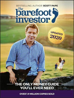 AU31.45 • Buy The Barefoot Investor 'The Only Money Guide You'll Ever Need Pape, Scott