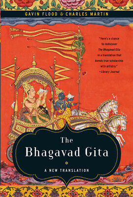 AU24.10 • Buy The Bhagavad Gita 'A New Translation Flood, Gavin