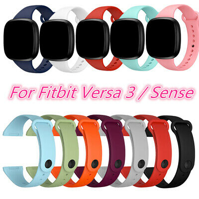 $ CDN4.19 • Buy For Fitbit Versa 3/Sense Wrist Straps Wristband Replacement Accessory Watch Band