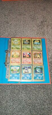 1st Generation Pokémon Cards Complete Set 1-150 • 26.10£