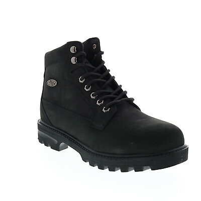 $30.99 • Buy Lugz Brigade Hi MBRIGHN-001 Mens Black Synthetic Lace Up Casual Dress Boots