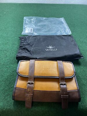 AU44.20 • Buy Vetelli Hanging Toiletry Bag For Men Dopp Kit/Travel Accessories Bag NEW!
