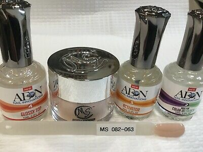 AU69 • Buy SNS MS MYSTIC SYSTEMS 082-063 Nail Dipping Powder Kit Signature Nails System AUS